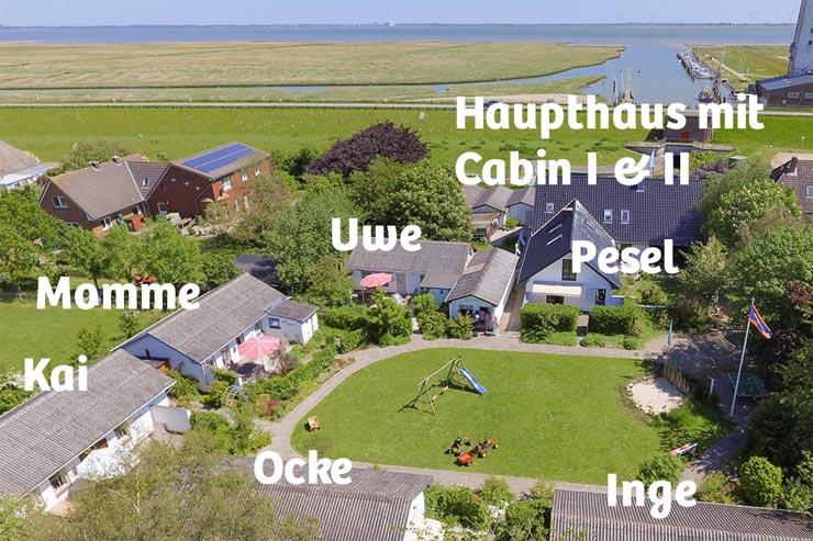 Feriengarten Nordstrand